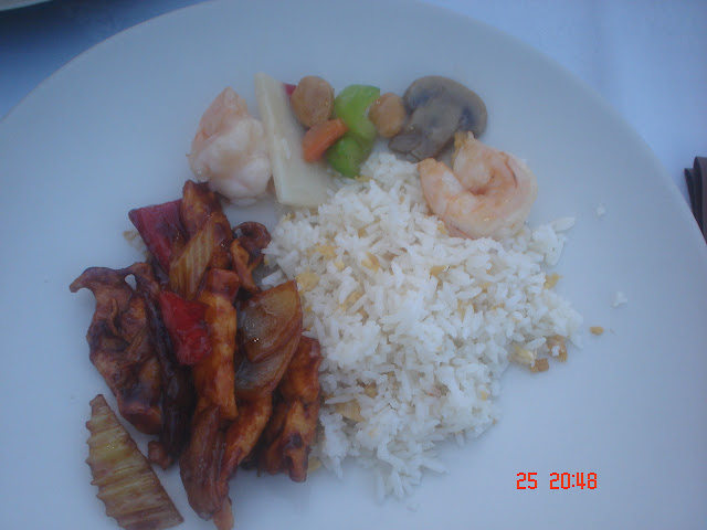 Restaurant Khong Tsha : Hauptgang