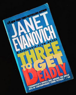 book review three to get deadly janet evanovich