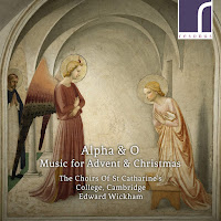 Alpha & O: Music for Advent & Christmas - Resonus