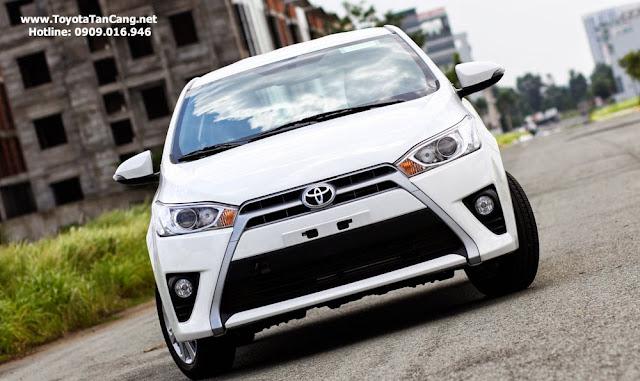 toyota yaris 2014 13 3068 - So sánh Ford Fiesta và Toyota Yaris : Ai là Vua xe Hatchback cỡ nhỏ - Muaxegiatot.vn