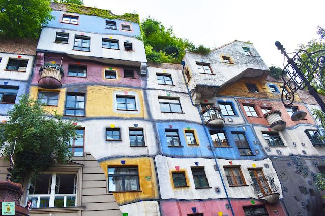 Hundertwasserhaus, Viena