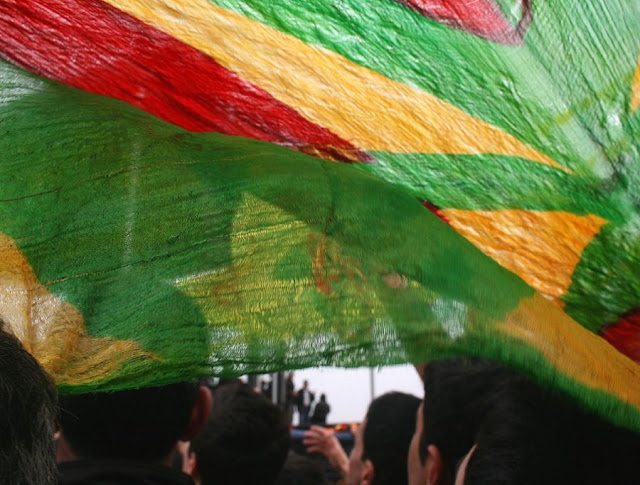أكراد,النمسا,يتظاهرون,في,العاصمة,فيينا