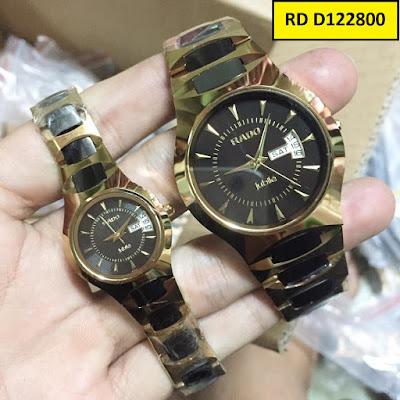 Đồng hồ cặp đôi RD Đ122800
