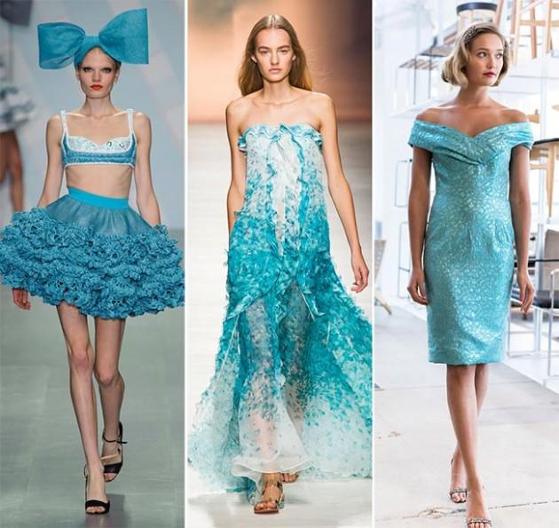 Τα χρώματα που θα φορεθούν την Άνοιξη / Καλοκαίρι 2020