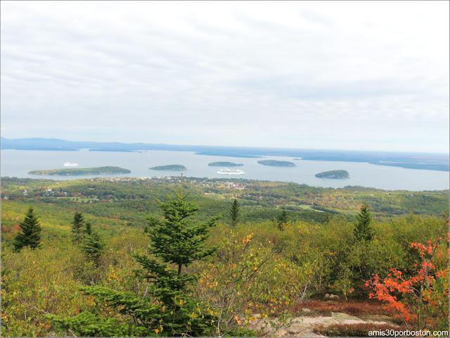 Fin de Semana en el Parque Nacional Acadia