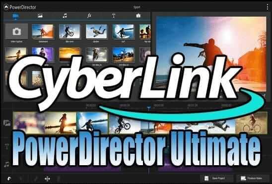 تحميل برنامج CyberLink PowerDirector Ultimate Portable اخر اصدار نسخة محمولة مفعلة