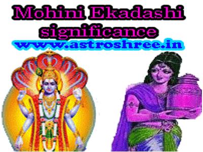 Mohini Ekadashi Importance