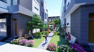 Bán nhà, đất nền dự án The Golden City Long Thành