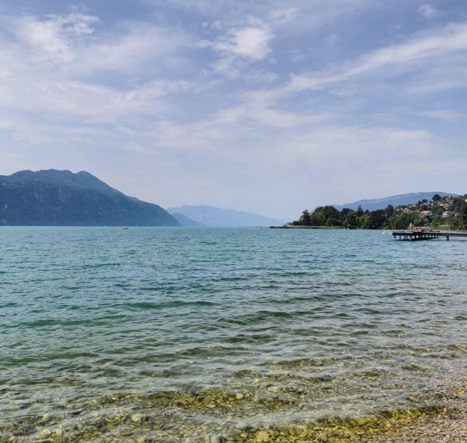 Plage du Lido - Lac du Bourget