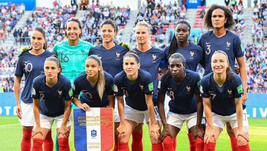 Equipe de France féminine   FFBB