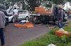 Kecelakaan Maut di Jalan Deandels Kulon Progo, 2 Meninggal