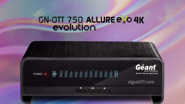 GN-OTT 750 4K EVO ALLURE