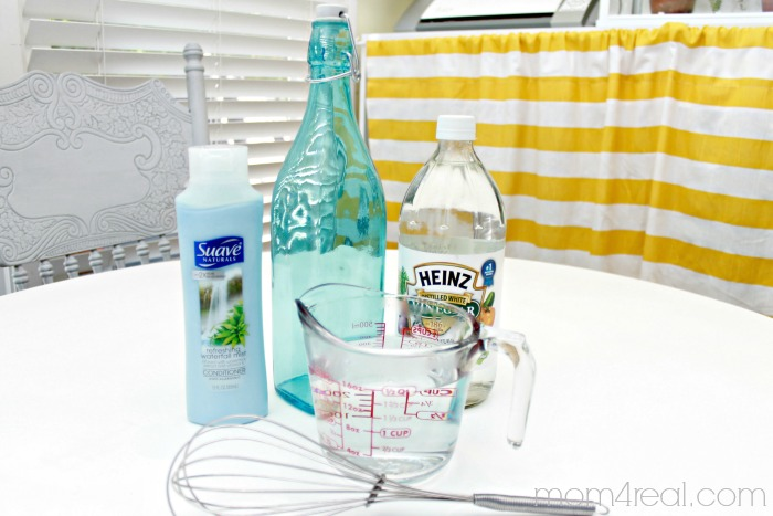 Across my kitchen table fall cleaning follies - How to make your own fabric softener ...