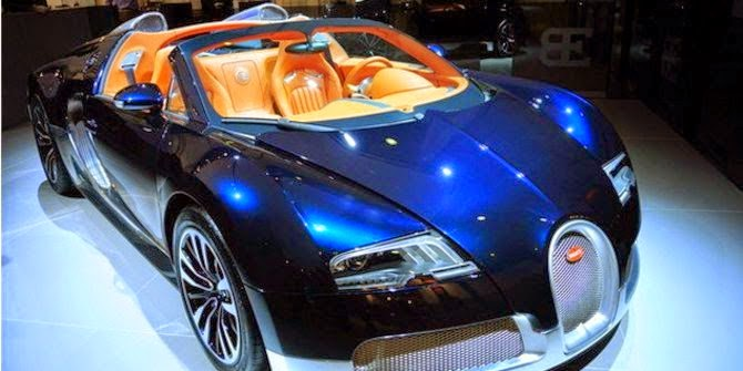 7 Mobil Sport Mewah Terlangka di Dunia - Clayton88