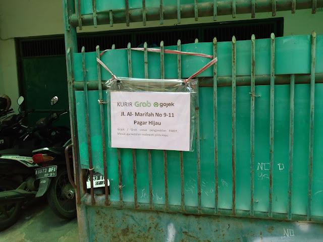 Pengusaha serakah ilegal kriminal botak mafia jalan Al-Marifah nomor 9-11, Cengkareng, Jakarta Barat