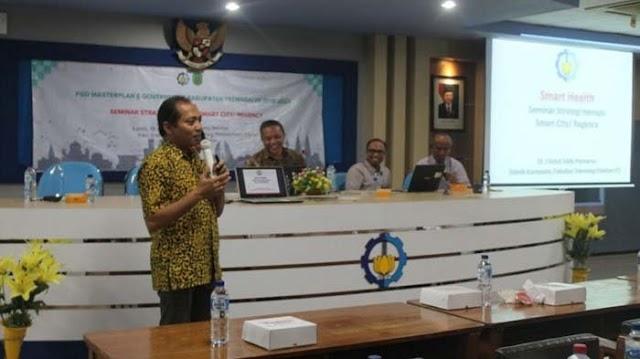 Konsep Smart City Jadi Perbincangan di Beberapa Daerah, ITS Surabaya Gelar Acara Ini