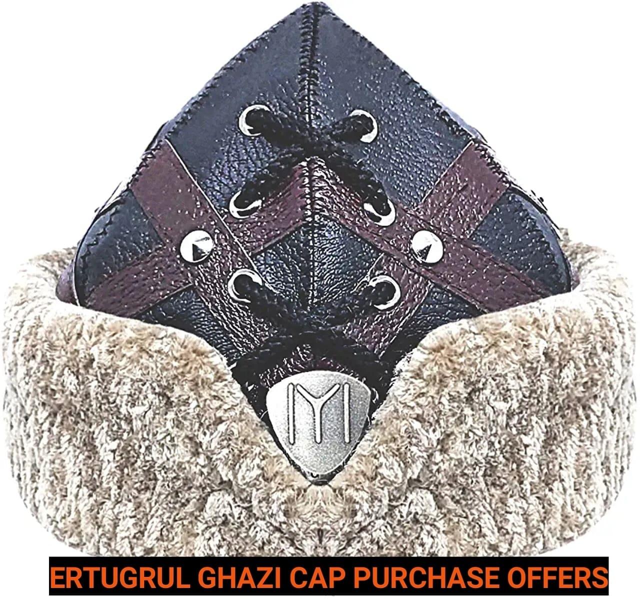 ERTUGRUL GHAZI CAP OFFERS ORDER NOW