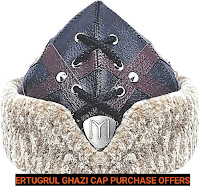 ERTUGRUL GHAZI CAP OFFERS ORDER NOW