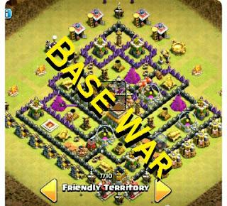 Perbedaan base war dan base farming