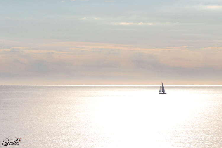 Amanecer en la costa Brava