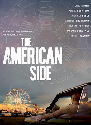 The American Side 2016 DVD R1 NTSC Sub