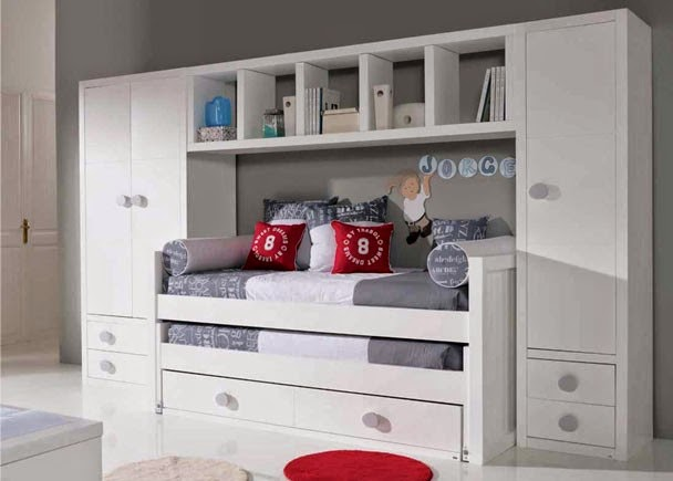 Dormitorios Juveniles Con Puente