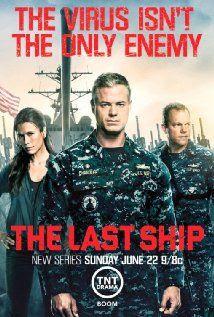 Az Bilinen Harika Bir Dizi : The Last Ship Konusu