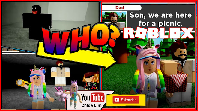 Roblox The Picnic Gameplay! Dad is Strange and keeps thinking I m a BOY!