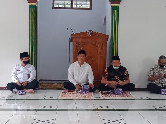 Safari Shalat Ashar Berjamaah Di Masjid Al-Falaq Mojogedang