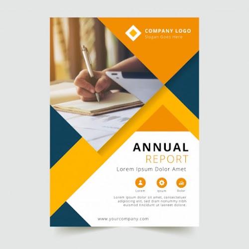Cetak Annual Report