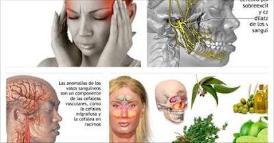 como tratar y curar la migraña y cefalea