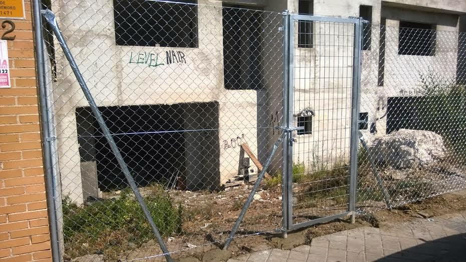 Cercados Gp Puertas De Paso