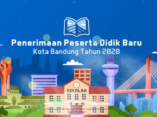 ppdb kota bandung 2020