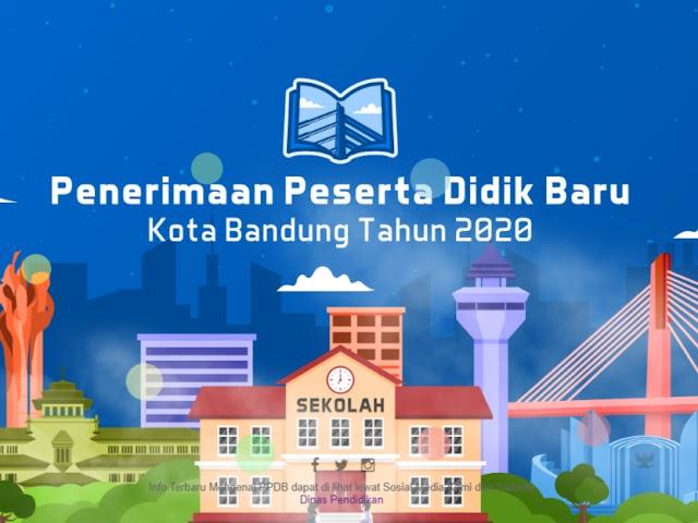Ini Draft Aturan PPDB Kota Bandung Tahun 2020, Anda Bisa Memberi Masukan