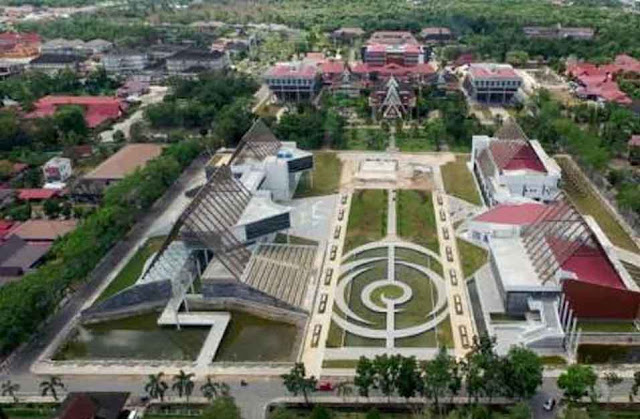 Daftar Peguruan Tinggi Negeri di Provinsi Kalimantan Barat