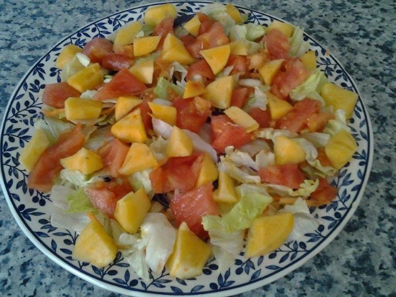 12 m s 1 ensaladas cocina con soqui - Diferentes ensaladas de lechuga ...