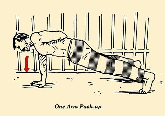 cara membentuk otot lengan dengan olahraga ringan