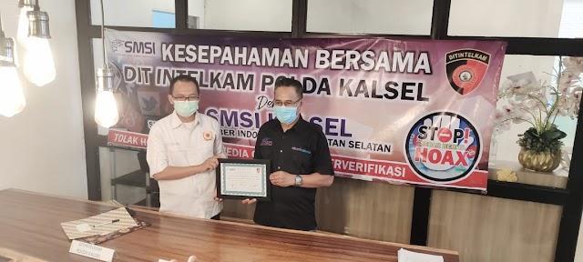 Kalsel Masuk 10 Besar Provinsi di Indonesia Rawan Berita Hoax