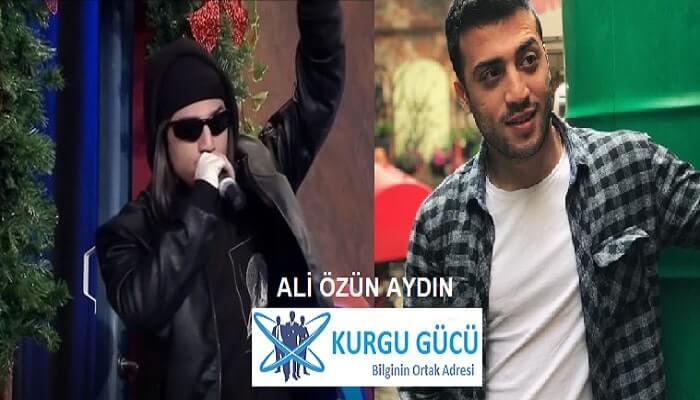 Ali Özün Aydın Çghb 2 Altyapı - Kurgu Gücü
