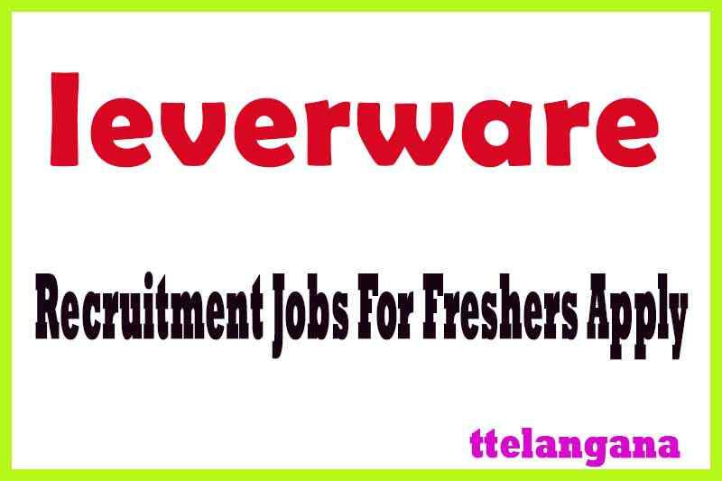 Ieverware Recruitment Jobs For  Freshers Apply