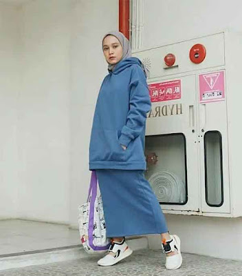 model kerudung hoodie 1