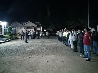 Polres Muaro Jambi akan terus Membasmi dan Laksanakan Razia Terkait Penindakan Terhadap Pelaku Illegal