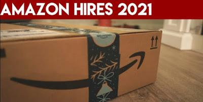 Amazon Internships 2021 | Software Development | 200+ Job Openings