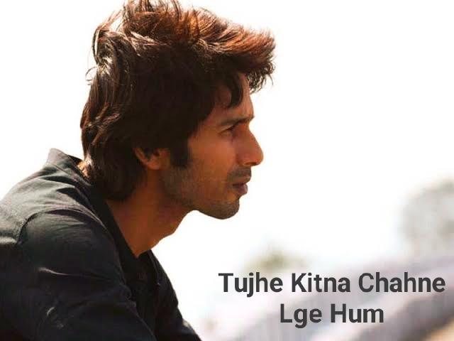 Tujhe Kitna Chahne Lage Hum Lyrics Kabir singh.
