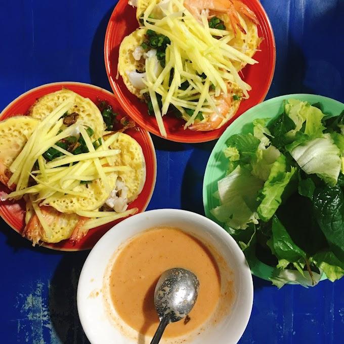 Tổng hợp top 5+ các quán bánh căn ngon quận Gò Vấp