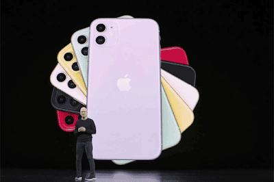 iPhone 11 ganha data para chegar ao Brasil