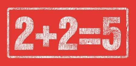 Ο τρίτος παγκόσμιος πόλεμος και η λογική του 2+2=5