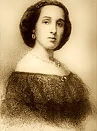 Poetisa cubana Luisa Pérez de Zambrana