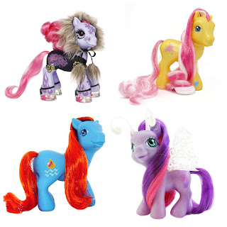 All My Little Pony G3 Ponies