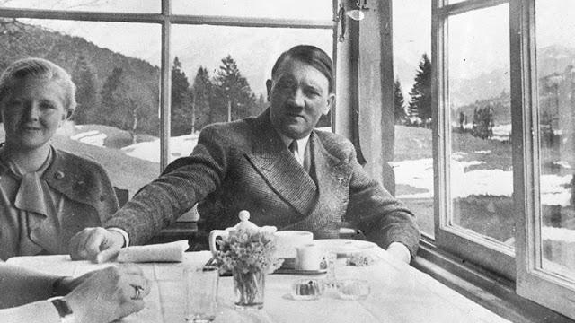 Uno de los últimos familiares de Hitler estaba enamorado de una judía